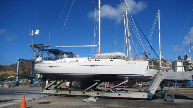 2000 Beneteau Oceanis 361 Photo 5 sur 52