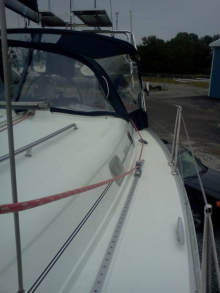2000 Beneteau Oceanis 361 Photo 9 sur 52