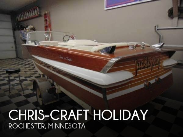 Chris-Craft Holiday 1964 Used Boat for Sale in Rochester, Minnesota -  BoatDealers ca