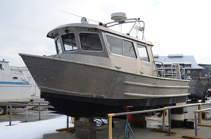 2002 Wahl Built Cruiser / Water Taxi / Crewboat Photo 2 sur 7