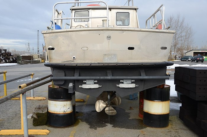 2002 Wahl Built Cruiser / Water Taxi / Crewboat Photo 3 sur 7