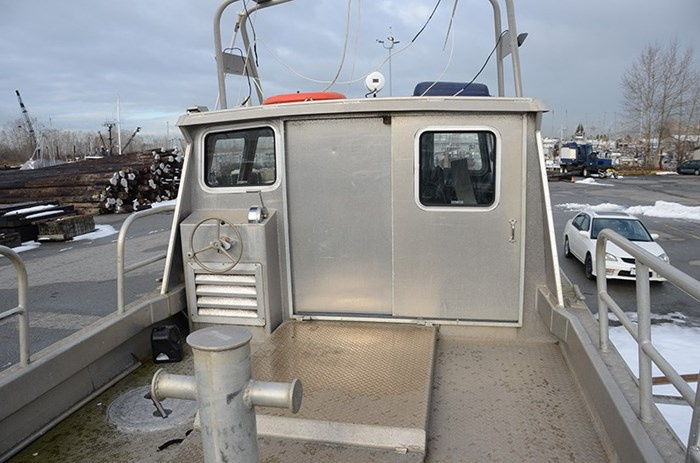 2002 Wahl Built Cruiser / Water Taxi / Crewboat Photo 4 sur 7