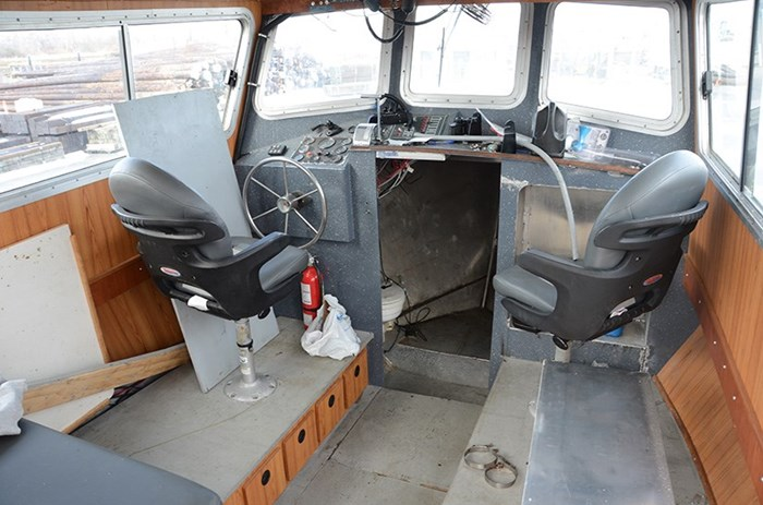 2002 Wahl Built Cruiser / Water Taxi / Crewboat Photo 6 sur 7