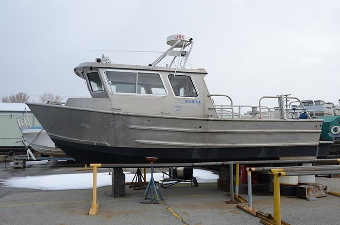2002 Wahl Built Cruiser / Water Taxi / Crewboat Photo 7 sur 7