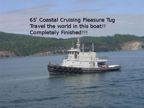 2006 Cruisers Yachts / Tug Pleasure Cruiser Photo 1 sur 18