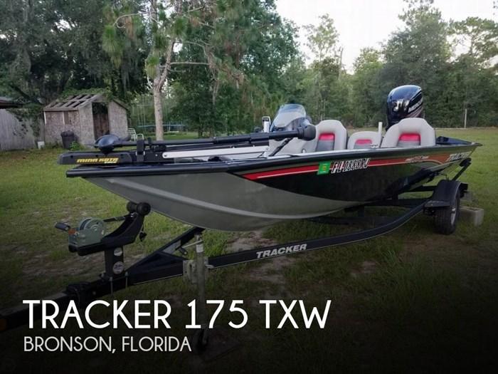2017 Tracker 175 TXW Photo 1 of 21