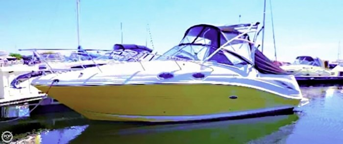 2005 Sea Ray 270 Amberjack Photo 4 of 20