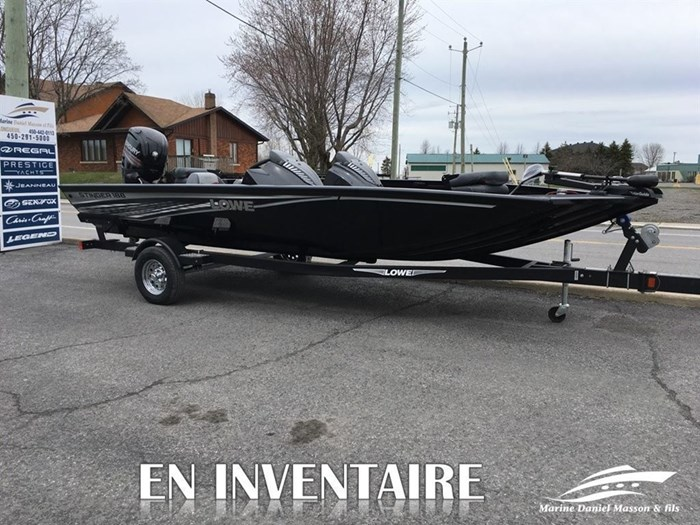 Lowe 188 Stinger Dual Console 2018 New Boat for Sale in Longueuil, Quebec -  BoatDealers ca
