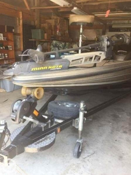 2009 Triton 21X3 Pro Elite Photo 10 of 22