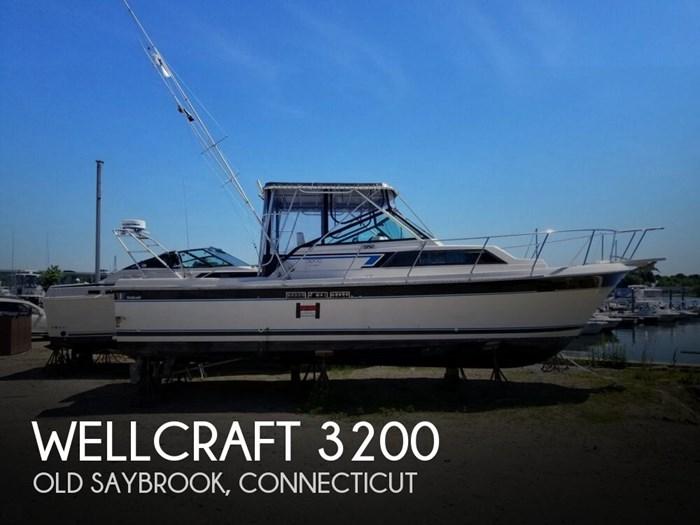 1987 Wellcraft 3200 Coastal Photo 1 sur 20