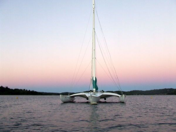 1995 Newick Creative Trimaran Photo 2 of 33