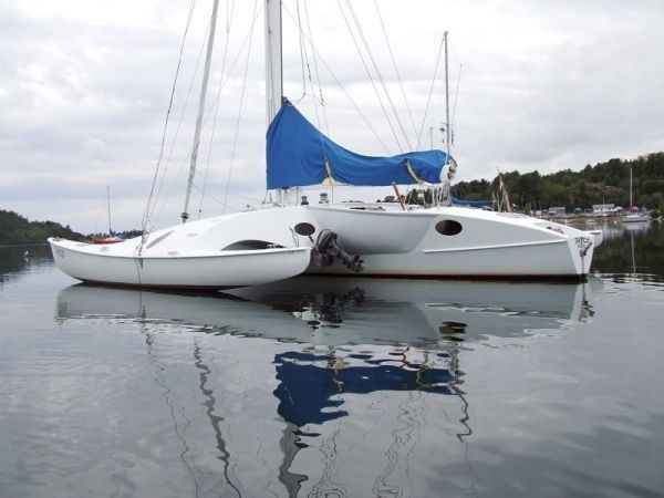1995 Newick Creative Trimaran Photo 5 of 33