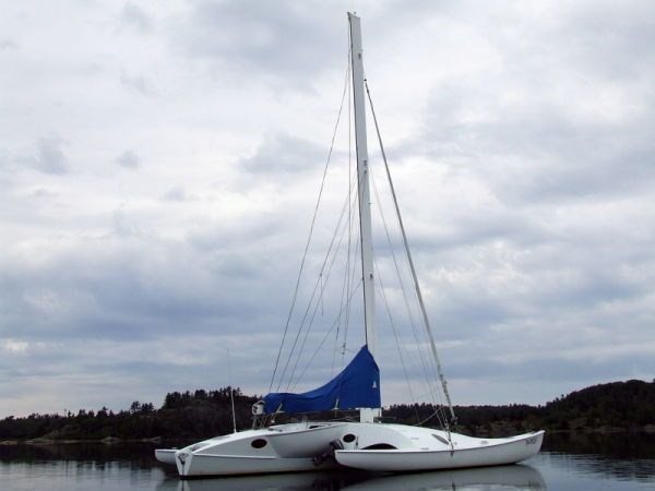 1995 Newick Creative Trimaran Photo 7 of 33