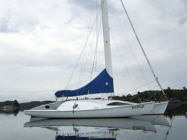 1995 Newick Creative Trimaran Photo 8 of 33