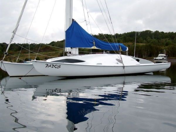 1995 Newick Creative Trimaran Photo 9 of 33
