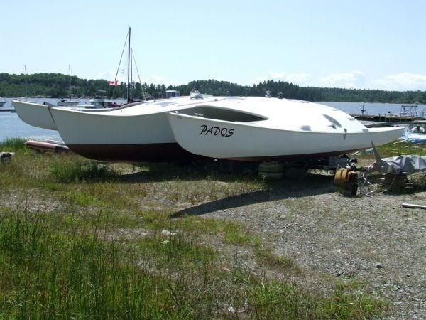 1995 Newick Creative Trimaran Photo 10 of 33