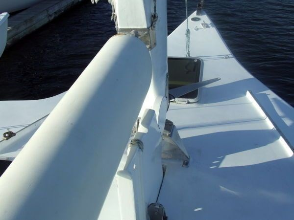 1995 Newick Creative Trimaran Photo 12 of 33