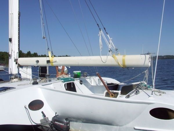 1995 Newick Creative Trimaran Photo 15 of 33