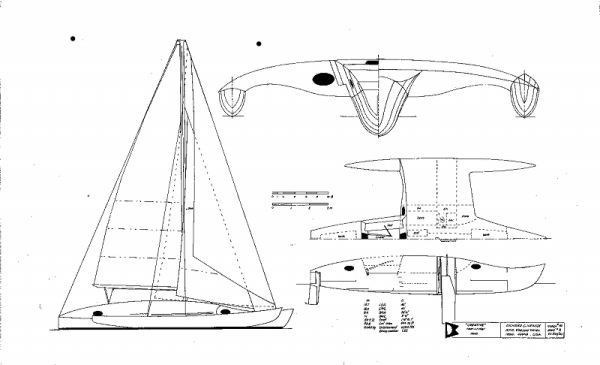1995 Newick Creative Trimaran Photo 33 of 33