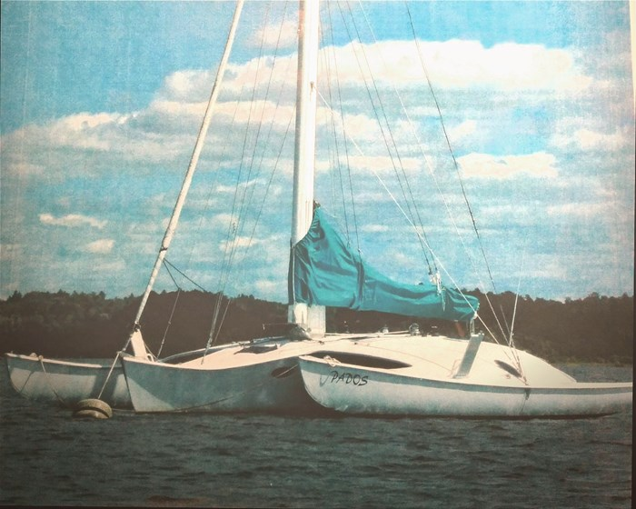 1995 Newick Creative Trimaran Photo 29 of 33