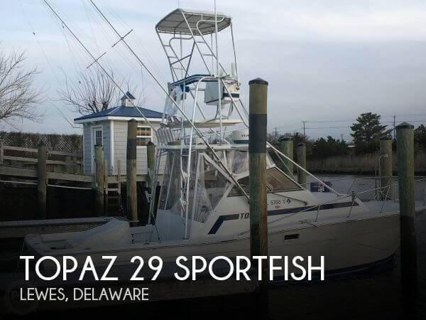 29 Sportfish