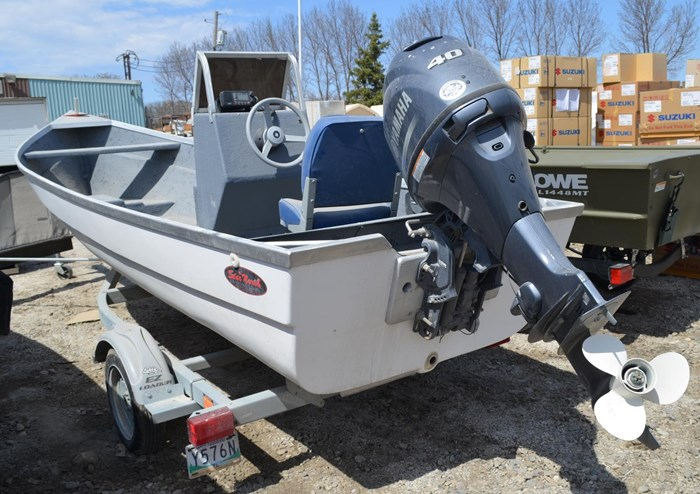 2016 Star North Marine 16 Ft Yawl PACKAGE Photo 1 sur 5