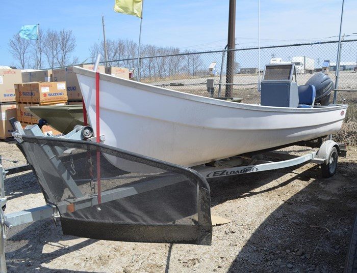 2016 Star North Marine 16 Ft Yawl PACKAGE Photo 4 sur 5