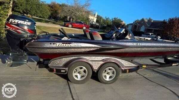 2003 Triton TR22 Photo 4 sur 20
