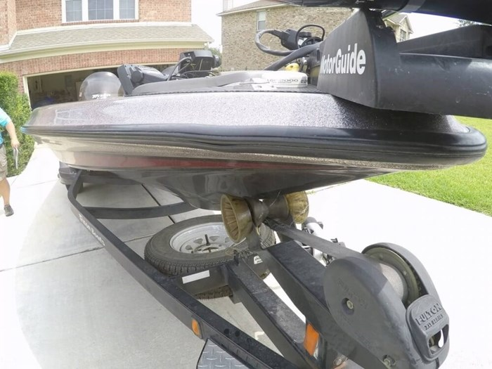 2003 Triton TR22 Photo 8 sur 20