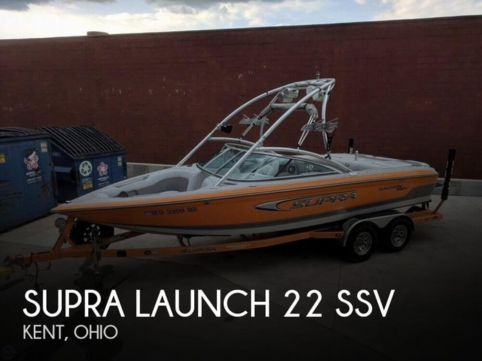 2005 Supra Launch 22 SSV Photo 1 of 20