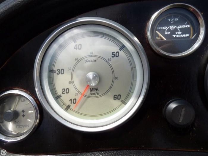 1991 Maxum 2400 SC Photo 14 sur 20