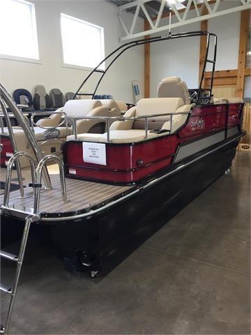 2018 SunCatcher Pontoons by G3 Boats ELITE 324SS Photo 1 sur 5
