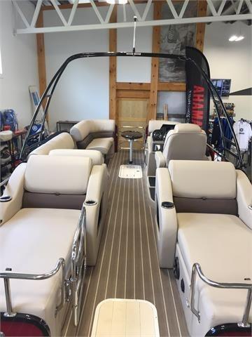 2018 SunCatcher Pontoons by G3 Boats ELITE 324SS Photo 3 sur 5