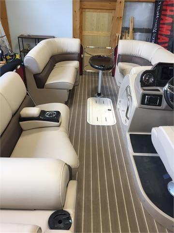 2018 SunCatcher Pontoons by G3 Boats ELITE 324SS Photo 4 sur 5