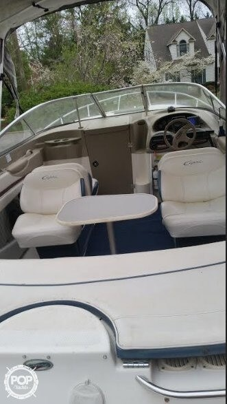 2001 Bayliner Capri 232 LX Photo 5 sur 20