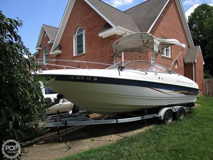 2001 Bayliner Capri 232 LX Photo 8 sur 20