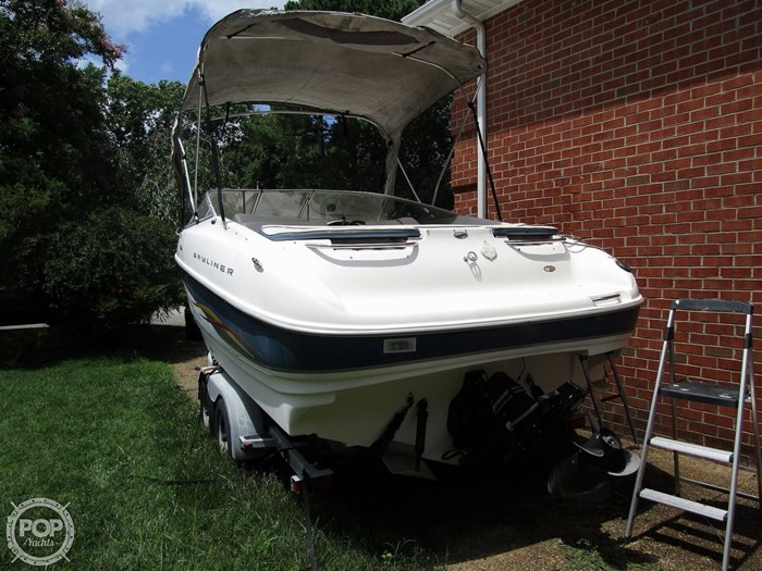 2001 Bayliner Capri 232 LX Photo 11 sur 20