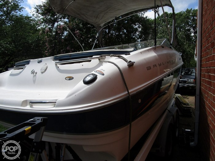 2001 Bayliner Capri 232 LX Photo 13 sur 20