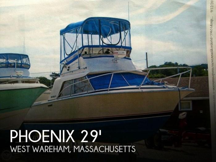 1984 Phoenix 29 Convertible Photo 1 sur 20