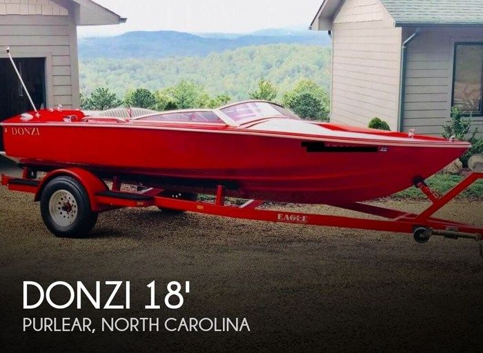 Donzi For Sale >> Donzi 2 3 Testarossa Edition 1988 Used Boat For Sale In Purlear North Carolina Boatdealers Ca