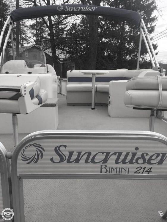 2006 Suncruiser Bimini 214 Photo 3 of 20