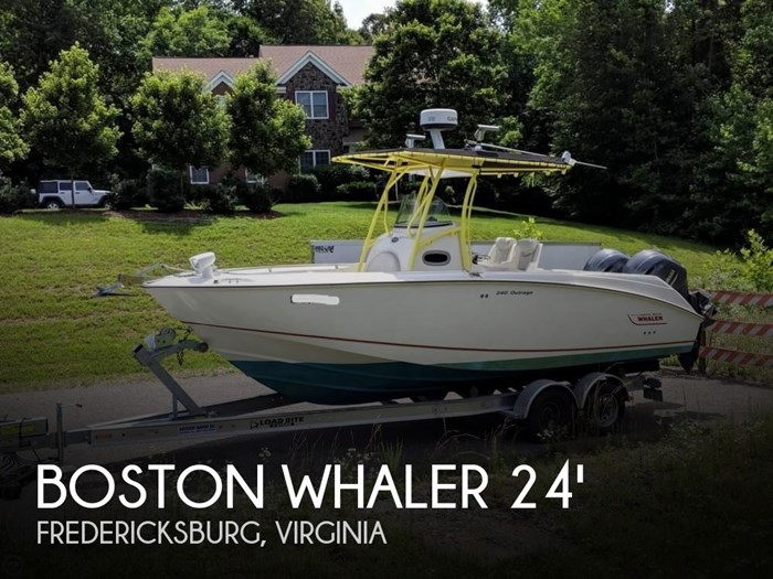 2004 Boston Whaler 240 Outrage Photo 1 sur 20