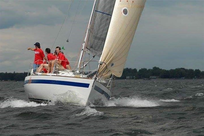 Tartan Soverel 33 1987 Used Boat for Sale in Champlain, New York -  BoatDealers ca