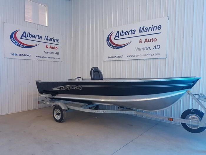 Lund Fury 1600 Tiller 2018 New Boat for Sale in Nanton, Alberta -  BoatDealers ca