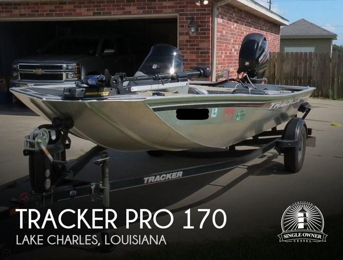 2016 Tracker Pro 170 Photo 1 of 21
