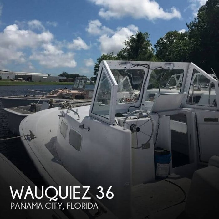 Wauquiez 36 1983 Used Boat for Sale in Panama City, Florida - BoatDealers ca