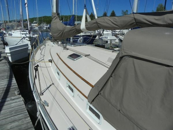 1986 Hinterhoeller Nonsuch 30 Ultra Photo 4 sur 23