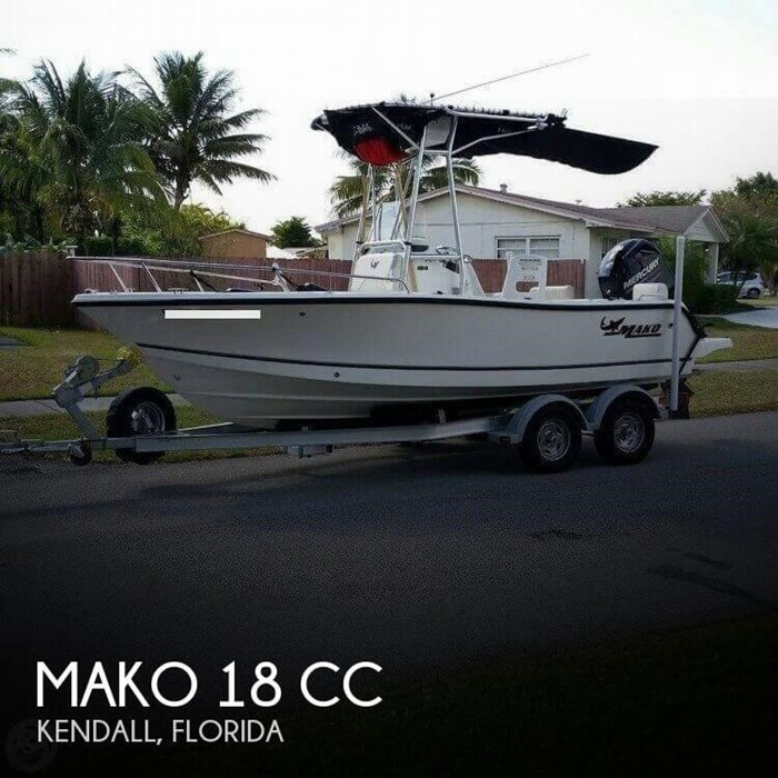 2014 Mako 184 CC Photo 1 of 20