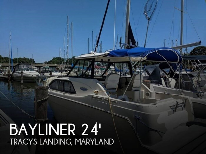 2005 Bayliner Ciera 242 Classic Photo 1 sur 20