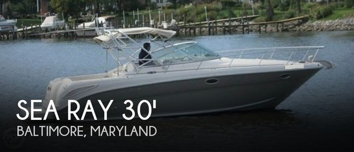 2006 Sea Ray 290 Amberjack Photo 1 of 20